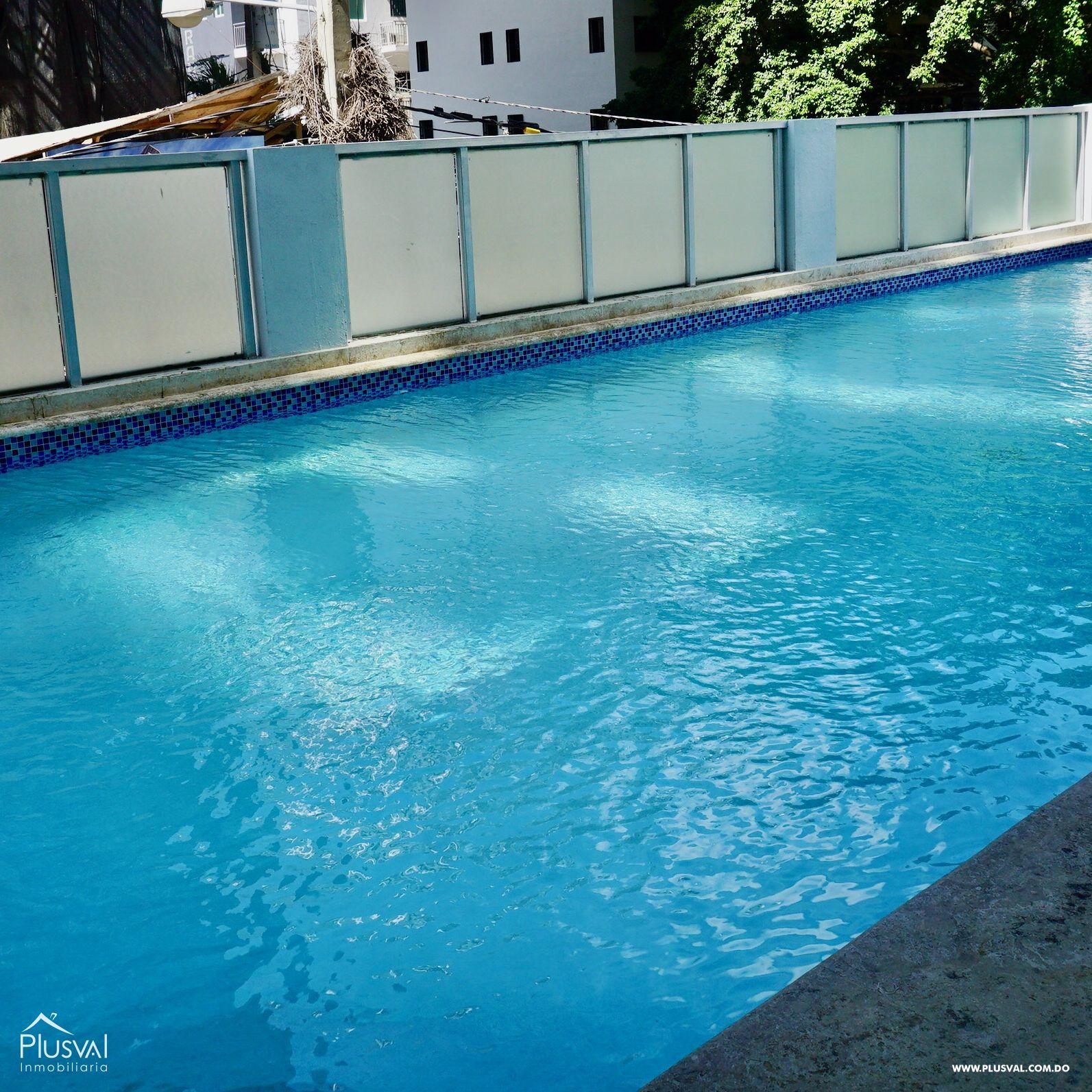 Apartamento en Alquiler Amueblado en zona Premium de Piantini 155529