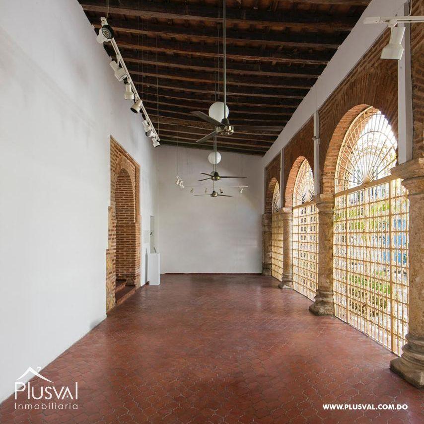 Casa en alquiler en la Zona Colonial