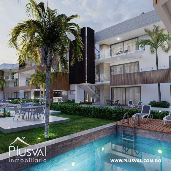Apartamento tipo PH de venta  en Playa Nueva Romana 188788