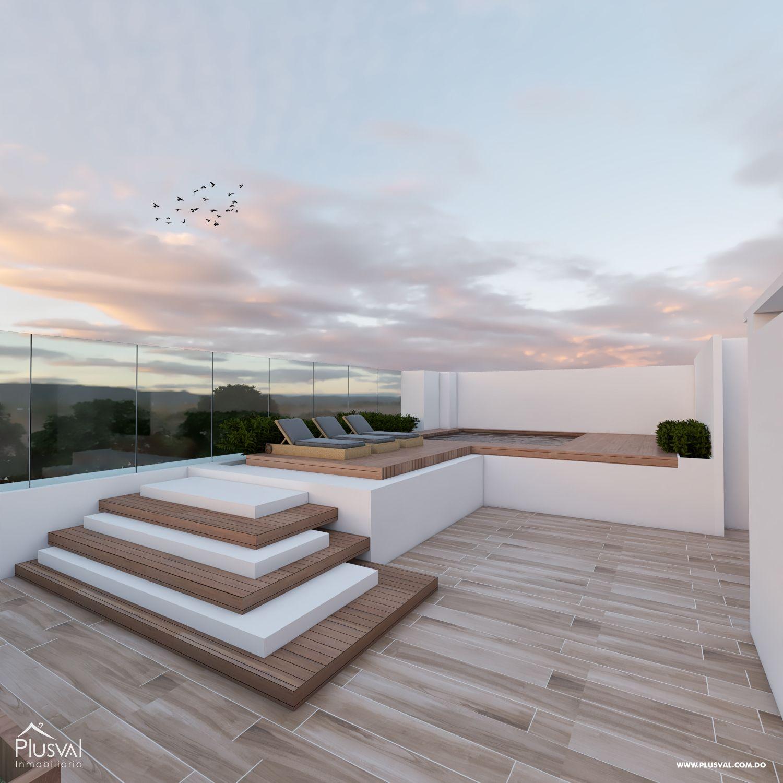 Sofisticado apartamento en Cerros de Gurabo I, Santiago. 159009