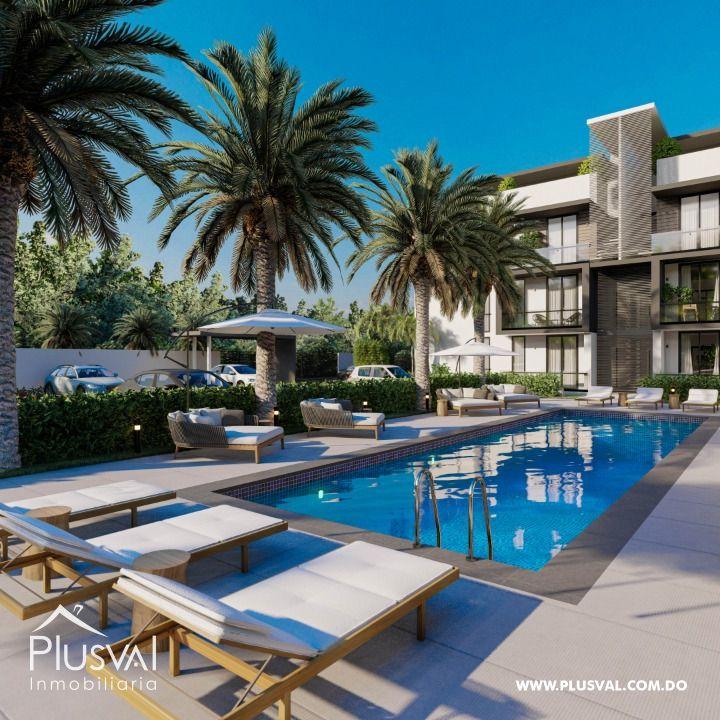 Apartamentos en Venta, con confortable estilo, en Punta Cana 181056