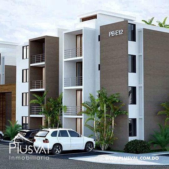 Proyecto de apartamentos en Pueblo Bávaro 160373