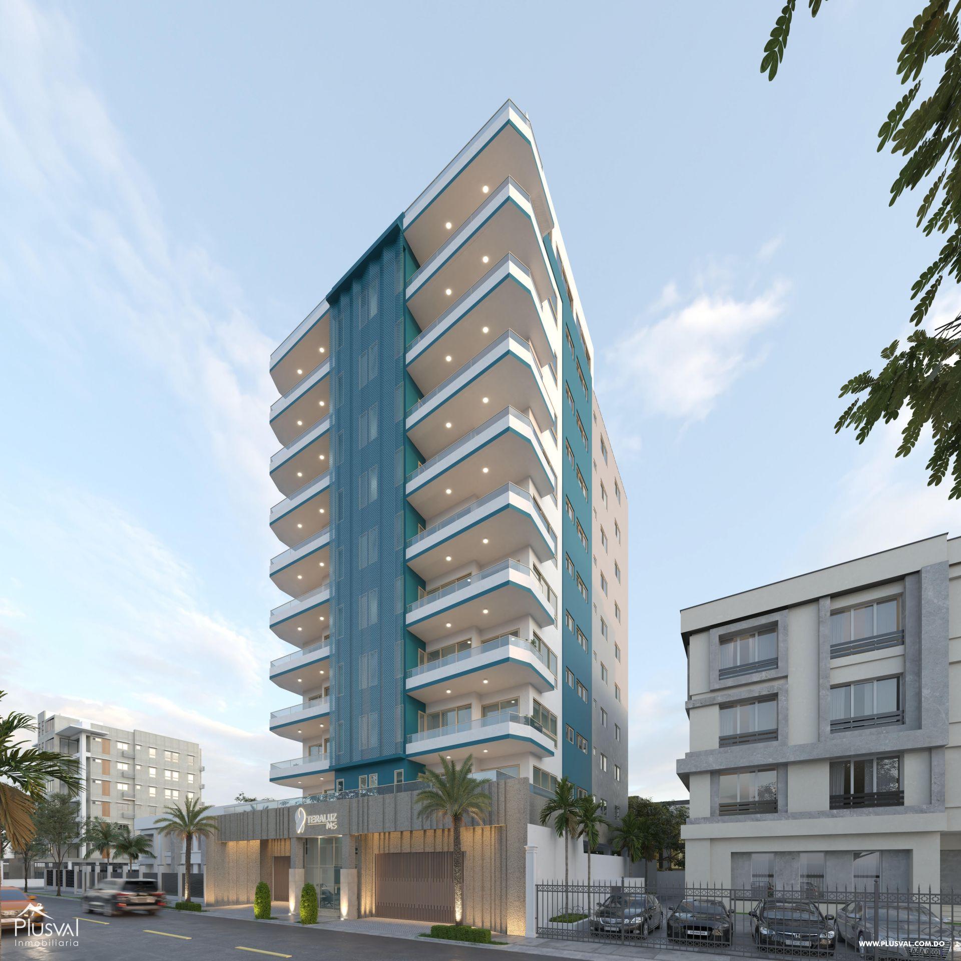 Proyecto de Apartamentos en Venta en Bella Vista 176840