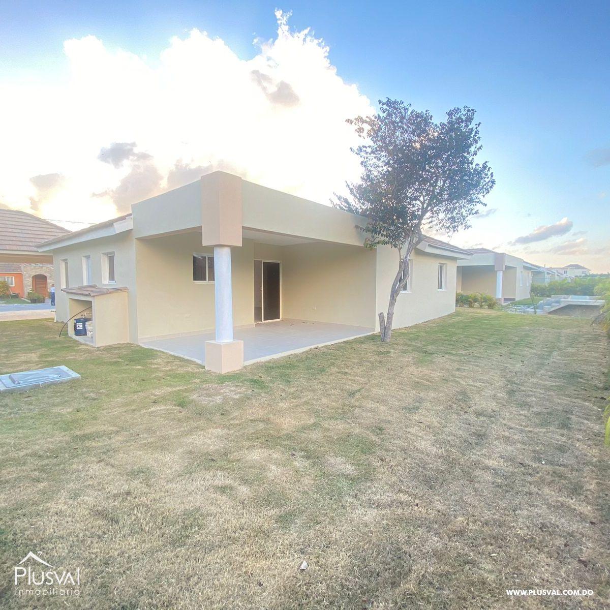 Proyecto exclusivo de casas con piscina en Punta Cana 174085