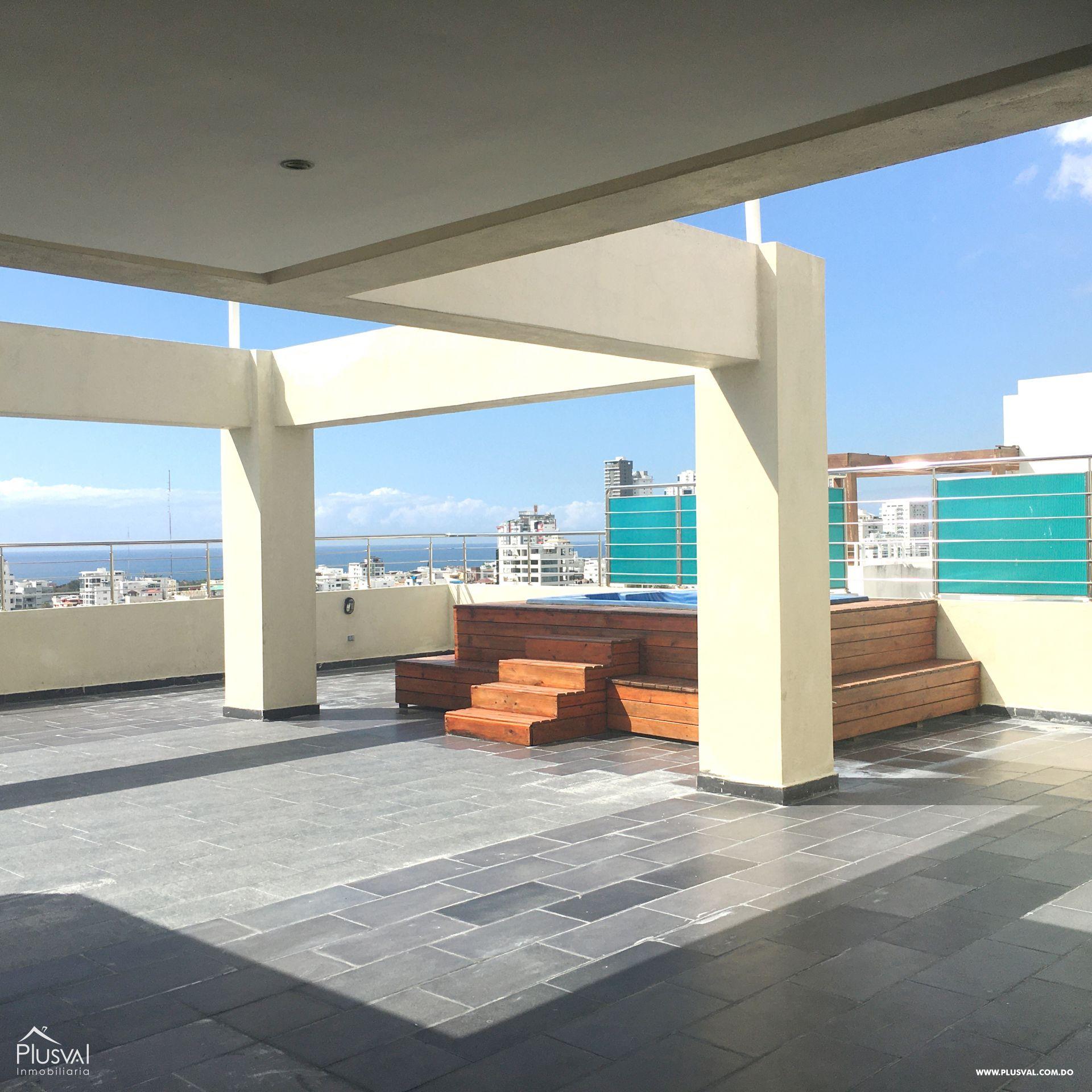 Penthouse en venta, Mirador Norte