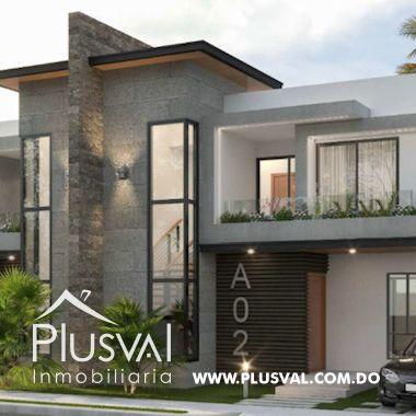 Casa de 3 habs con Picuzzi en venta, en Punta Cana 173020