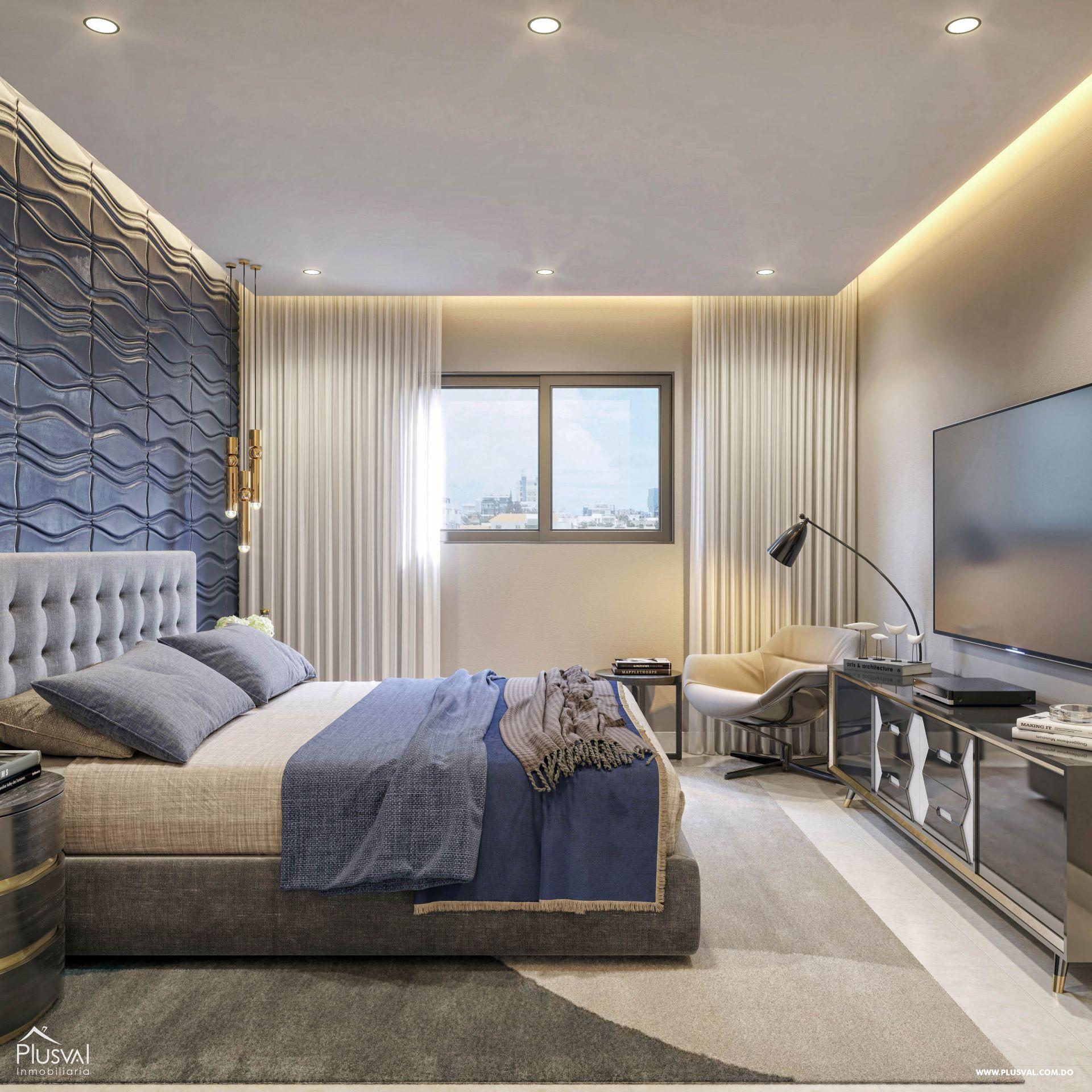 Apartamentos con buena terminacion en El Millon