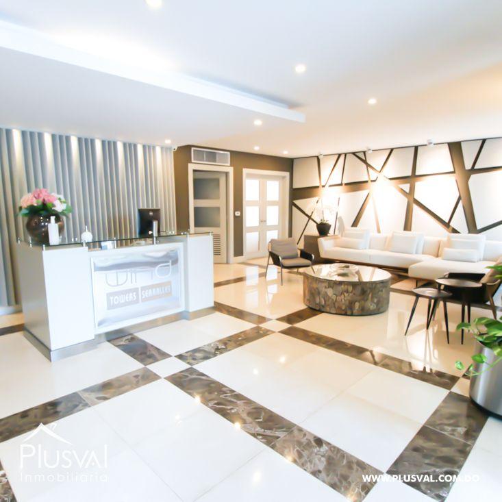Elegante y amplio apartamento en Serralles