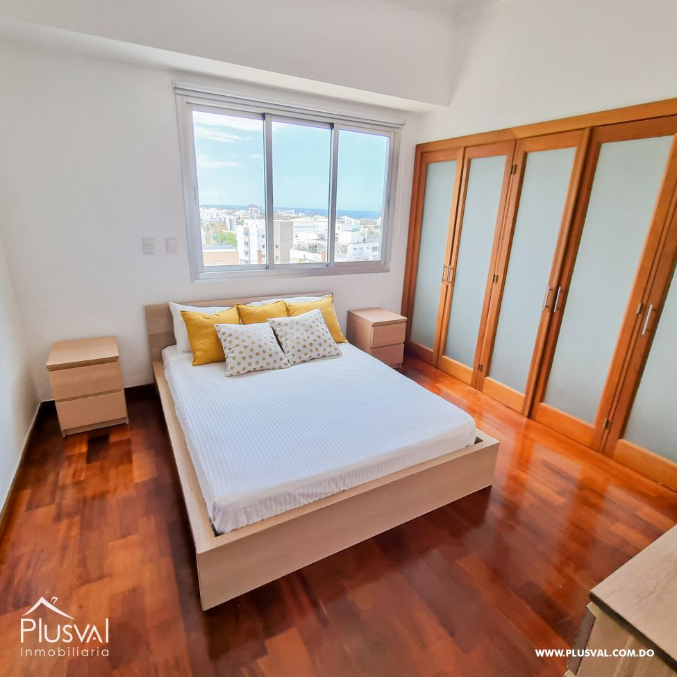Apartamento en Venta amueblado con vista al parque en La Esperilla 178754