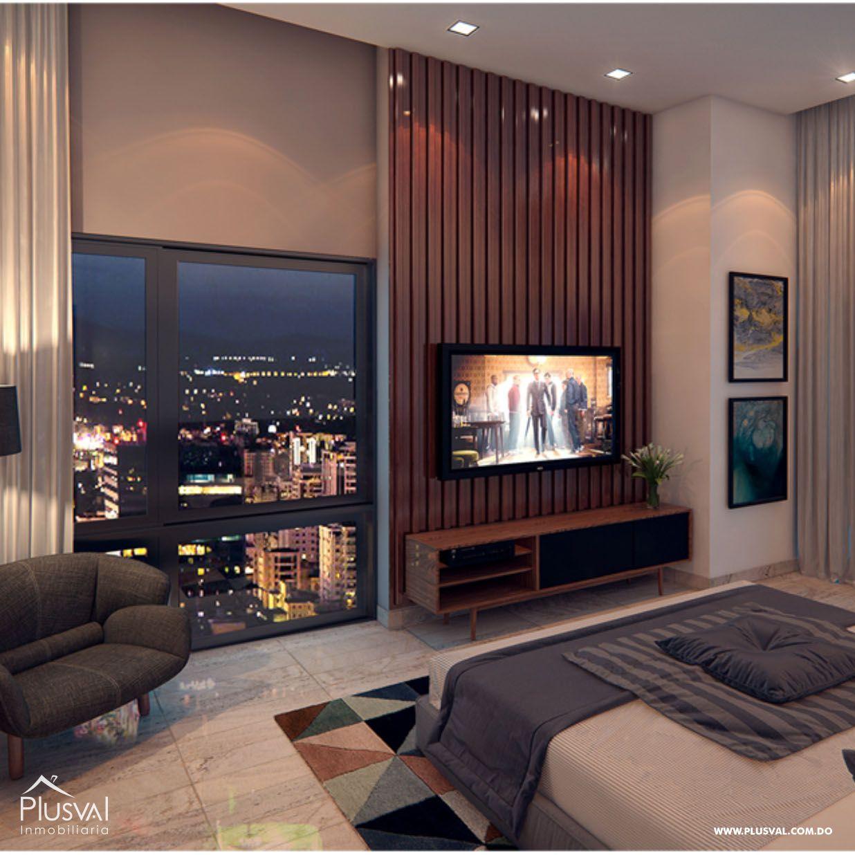 Apartamento en venta en Paraíso de 3 hab.+ estudio