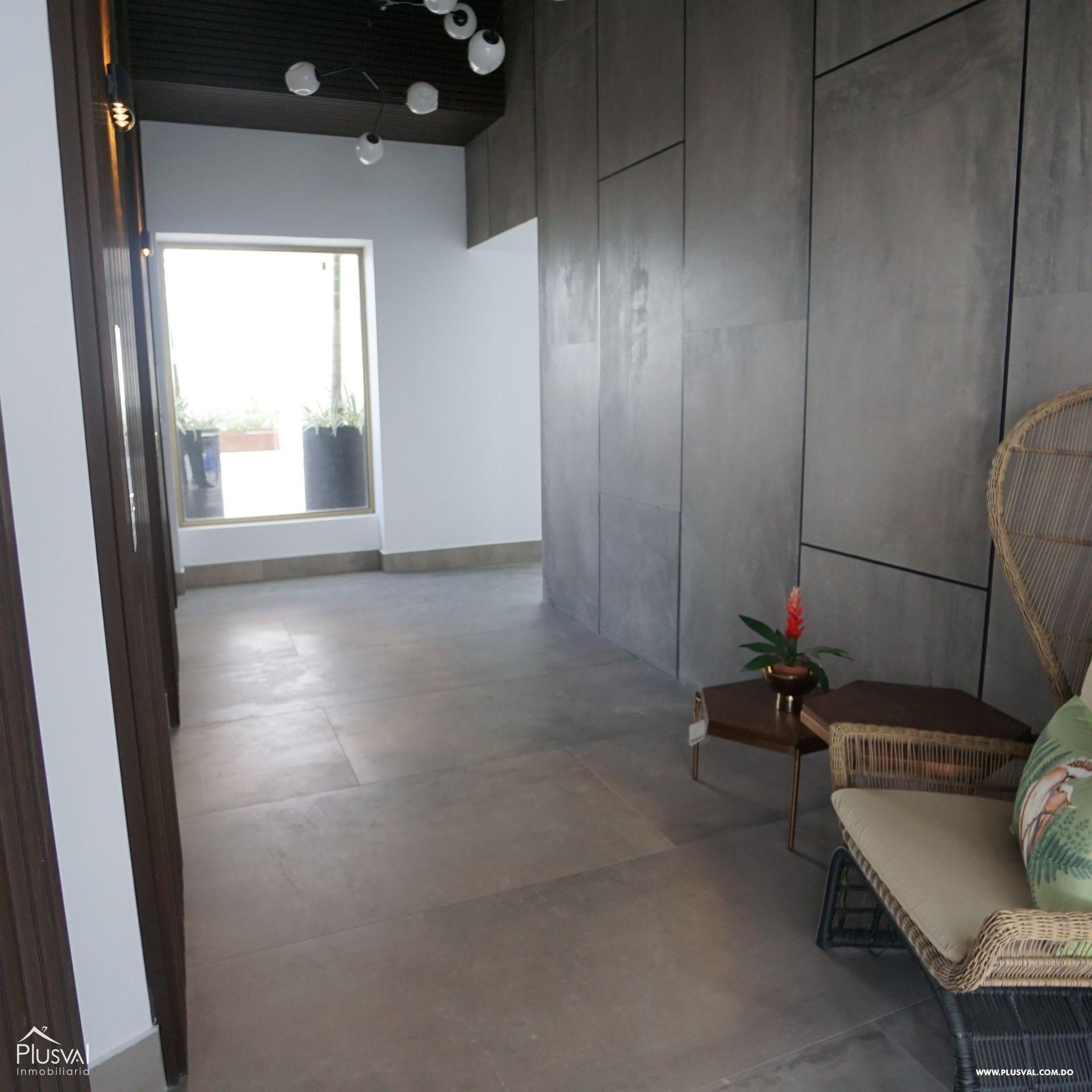 Apartamento en alquiler con linea blanca en Piantini 183098
