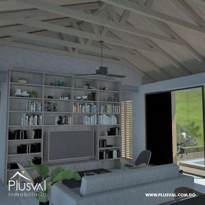Exclusivo proyecto de 2 villas en Jarabacoa 163577