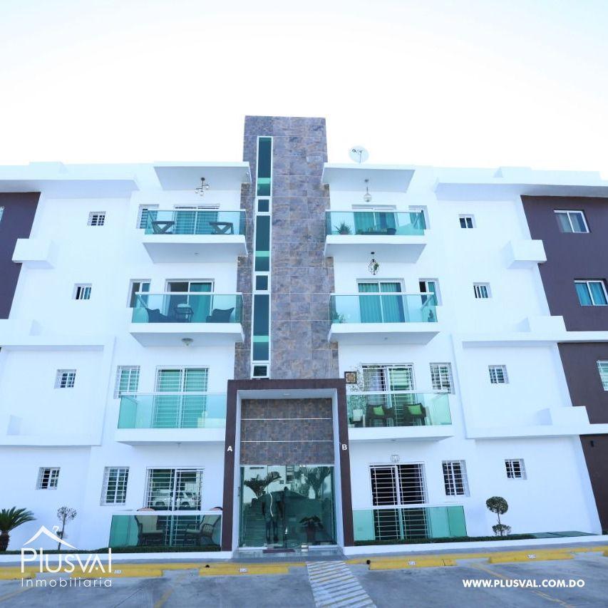 Apartamento en renta amueblado ubicado en Llanos de Gurabo 188129
