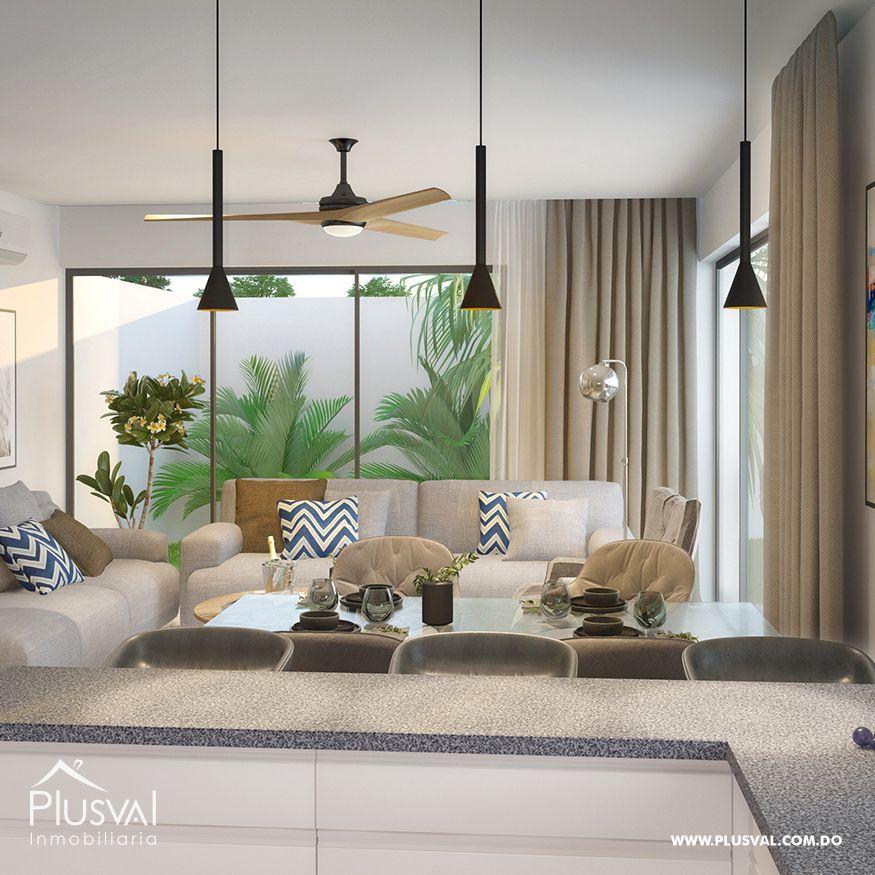 Villas de 3 habitaciones, con Playa artificial y campo de golf nocturno. 167835