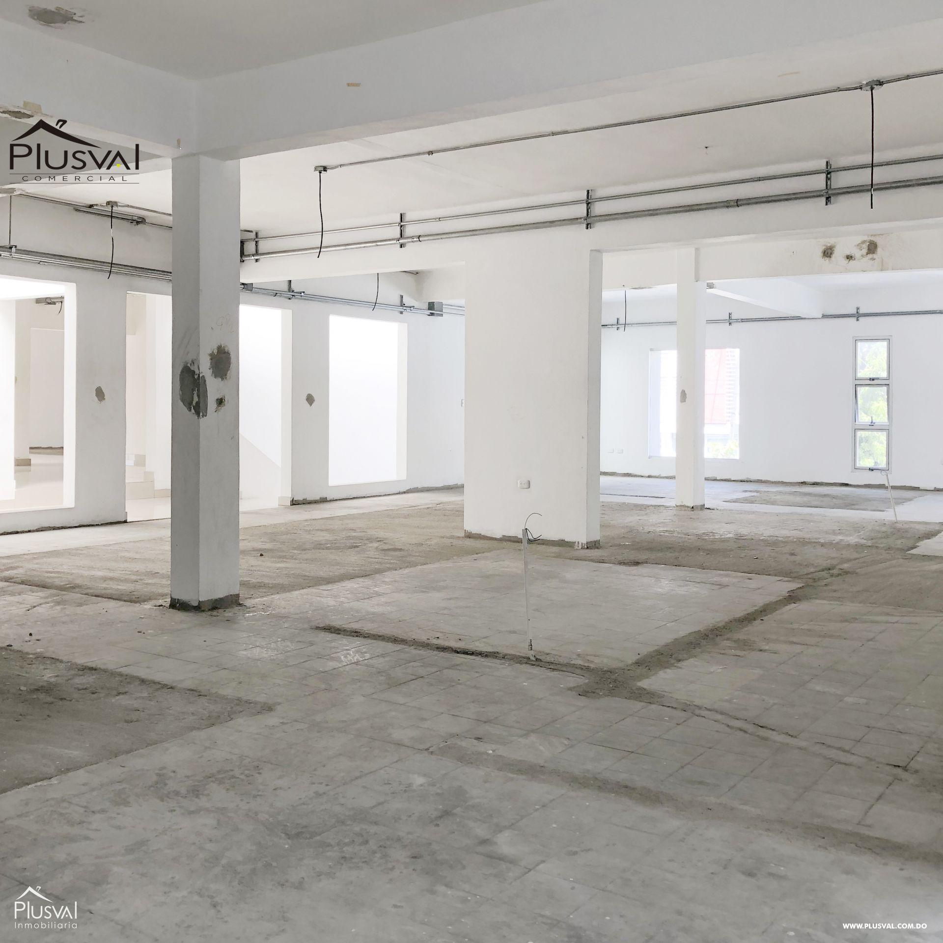 Edificio oficinas en alquiler en via principal