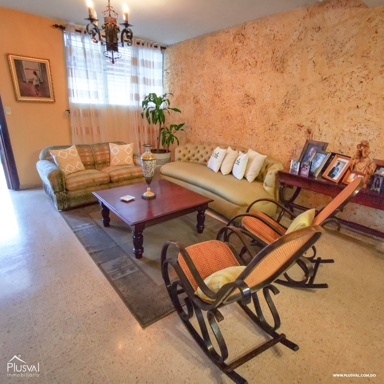 Casa-Terreno 500 mts2 Ideal para Plaza o Local Comercial en Los Prados 179163