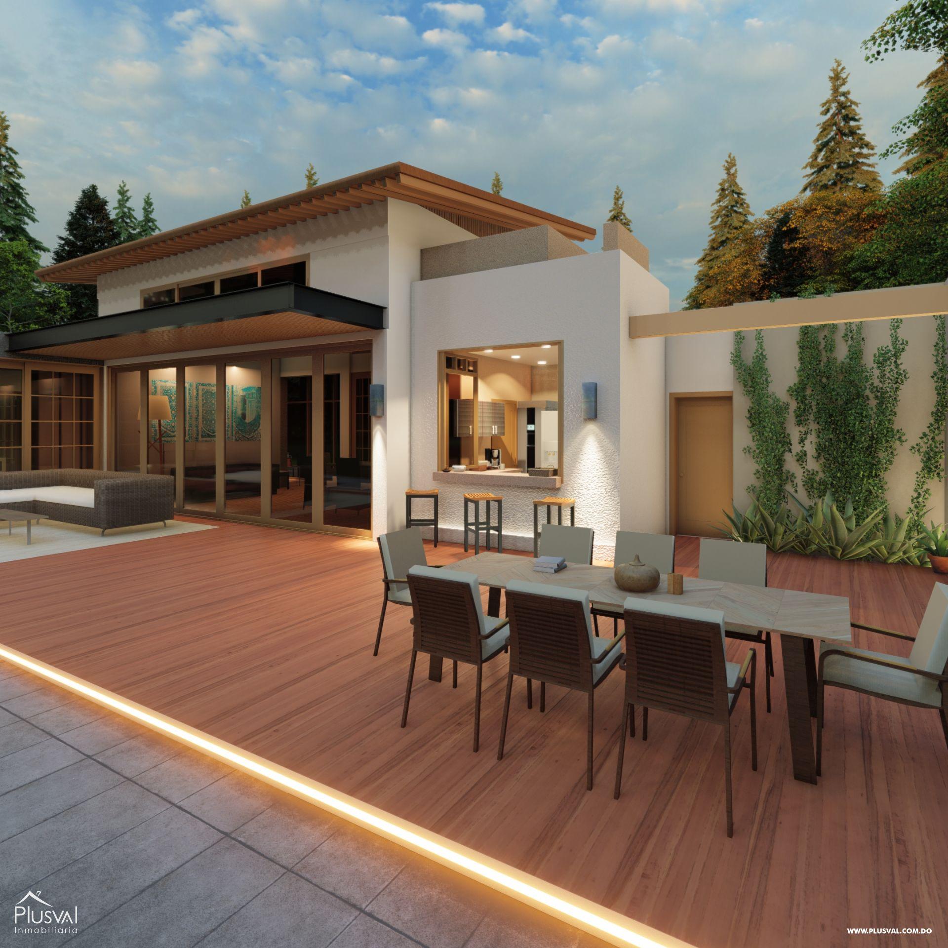 Villas en Jarabacoa con excelente diseño e inmejorable ubicación 159097