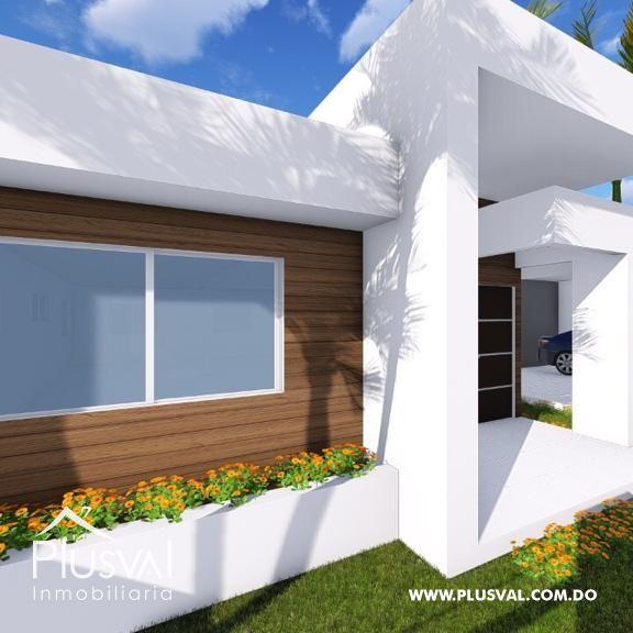 Hermoso proyecto de casas a la venta en Santiago 189661
