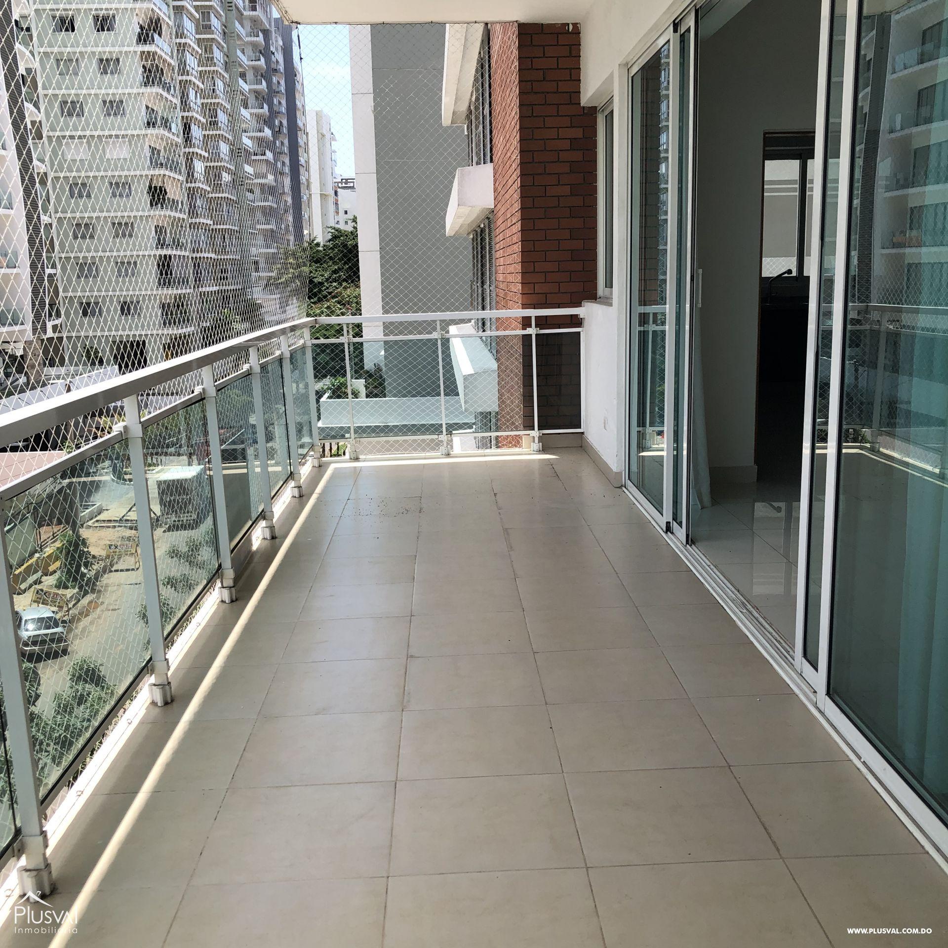 Apartamento en alquiler con L/B ubicado en calle El Retiro  Piantini