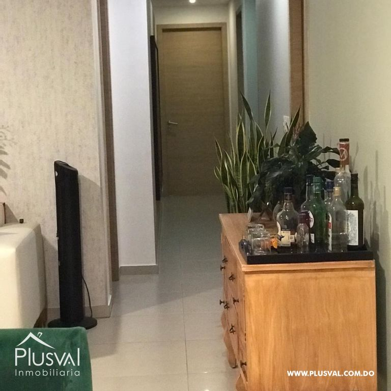 Apartamento en alquiler con LINEA BLANCA en Evaristo Morales 178007