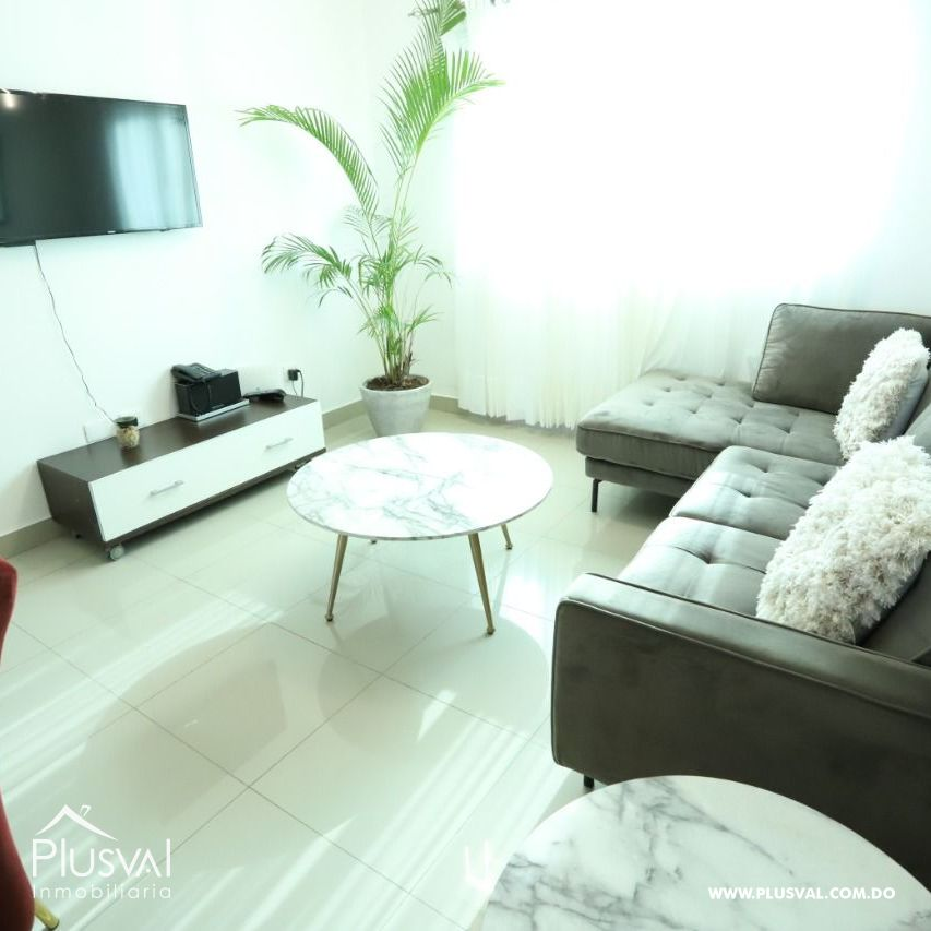 Apartamento en renta amueblado ubicado en Llanos de Gurabo 188133