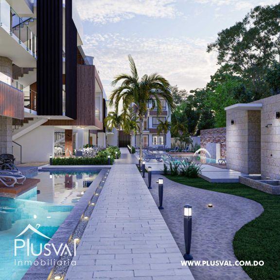 Apartamento tipo PH de venta  en Playa Nueva Romana 188781