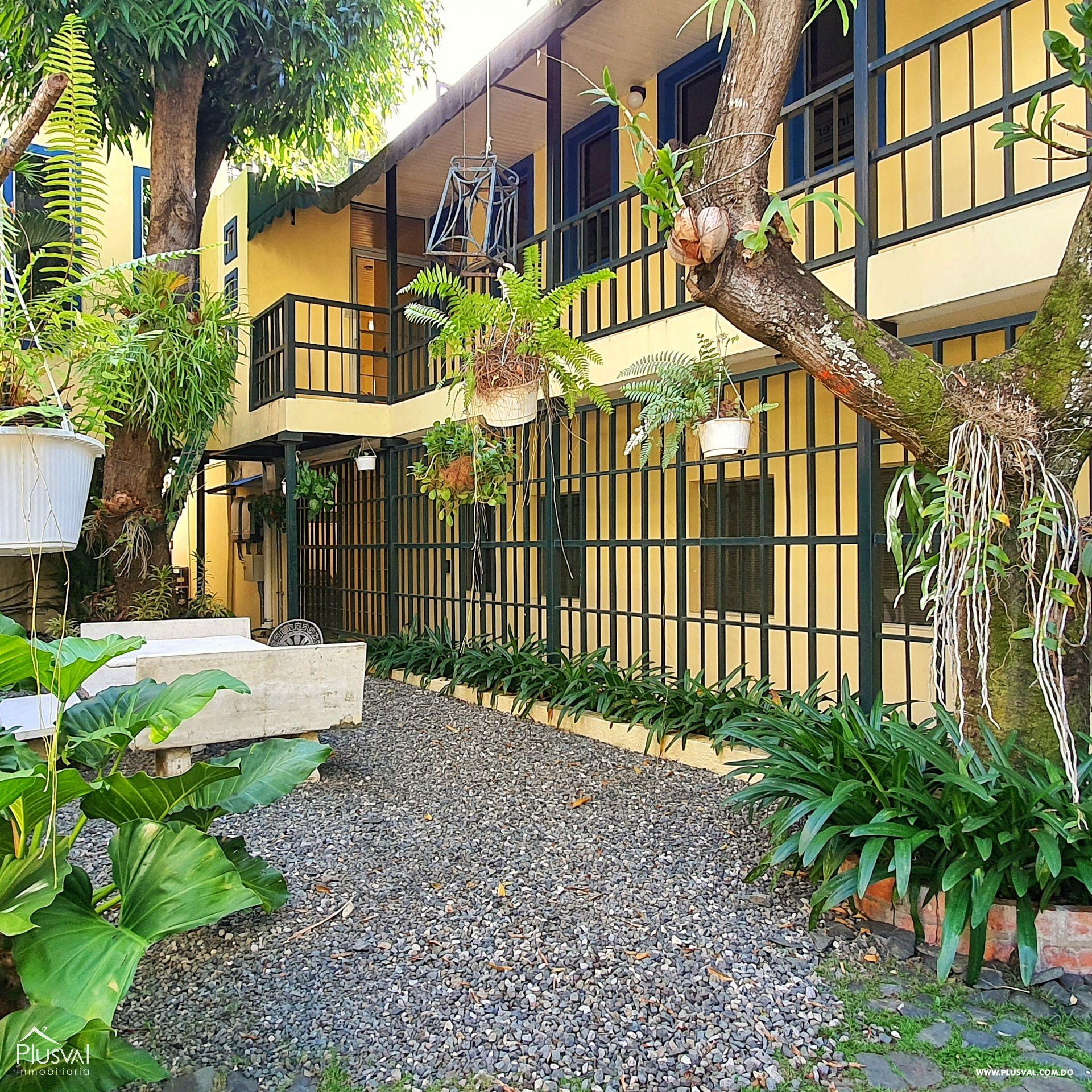Alquiler edificio comercial 2 pisos en excelente zona Gazcue 165942