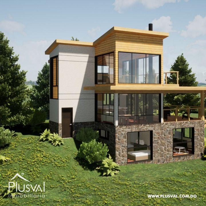 Hermoso proyecto de Villas en planos ubicado en Jarabacoa 181716