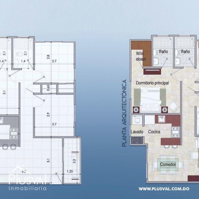 Apartamentos cerca de la Ave. Jacobo Majluta en Santo Domingo Norte 156489