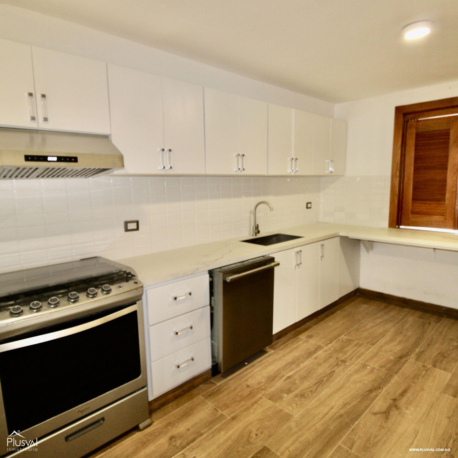 Apartamento en alquiler amueblado Piantini 189339