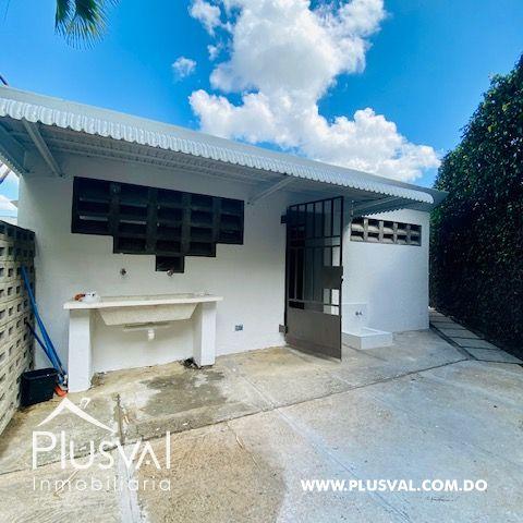 Hermosa casa en alquiler en zona residencial y exclusiva en Los Rios Arroyo Hondo 169701