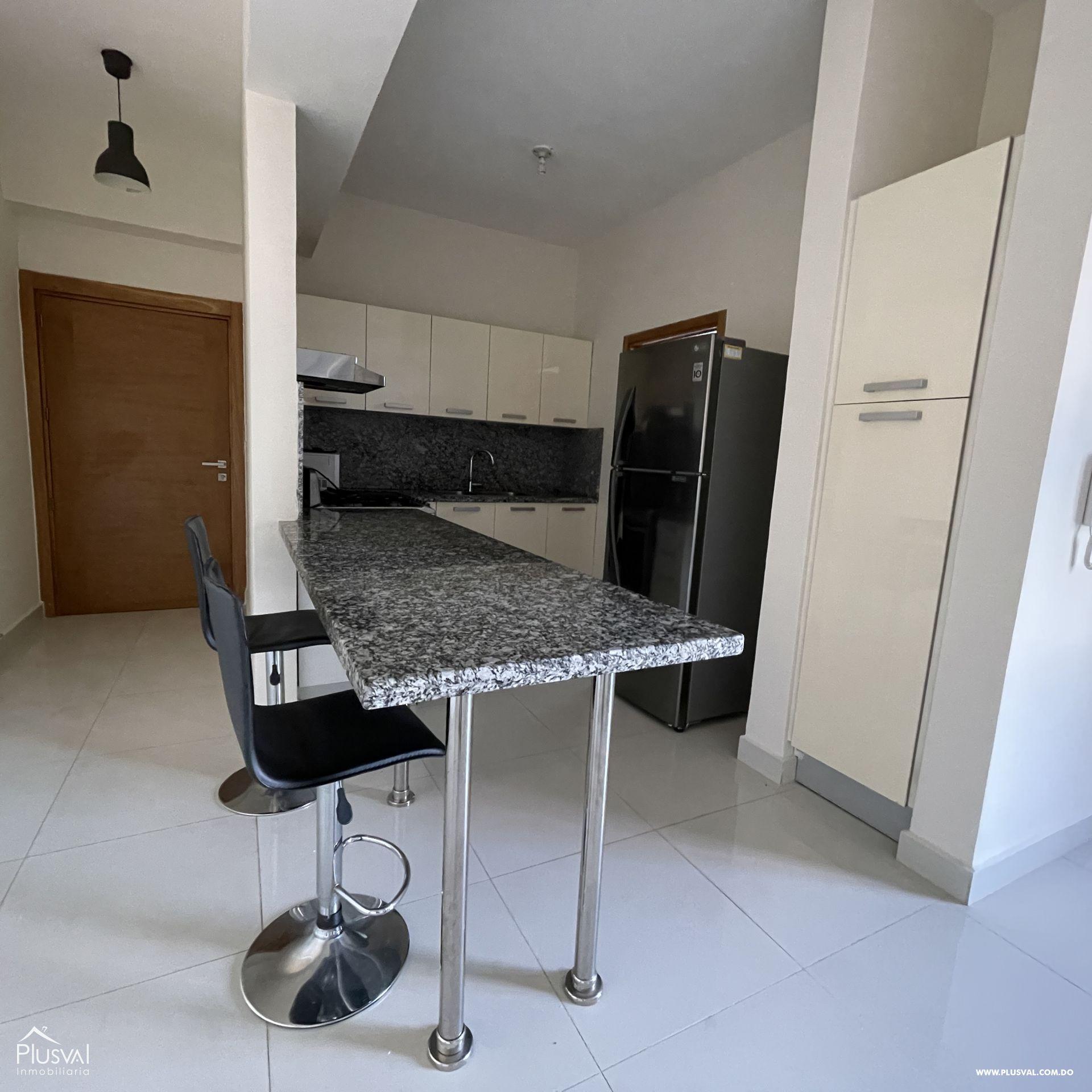 Apartamento de 1 habitación en  en Bella Vista en alquiler 165781