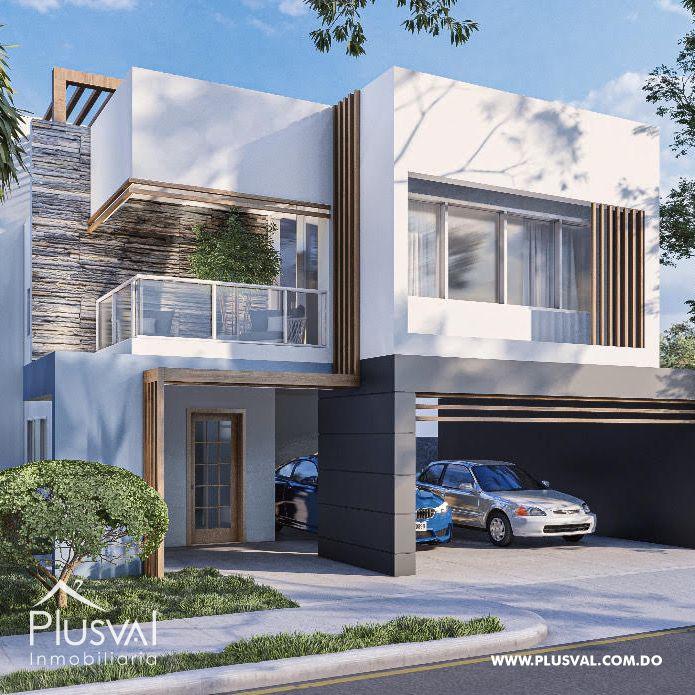 Proyecto de Casas Duplex en Aut. San Isidro