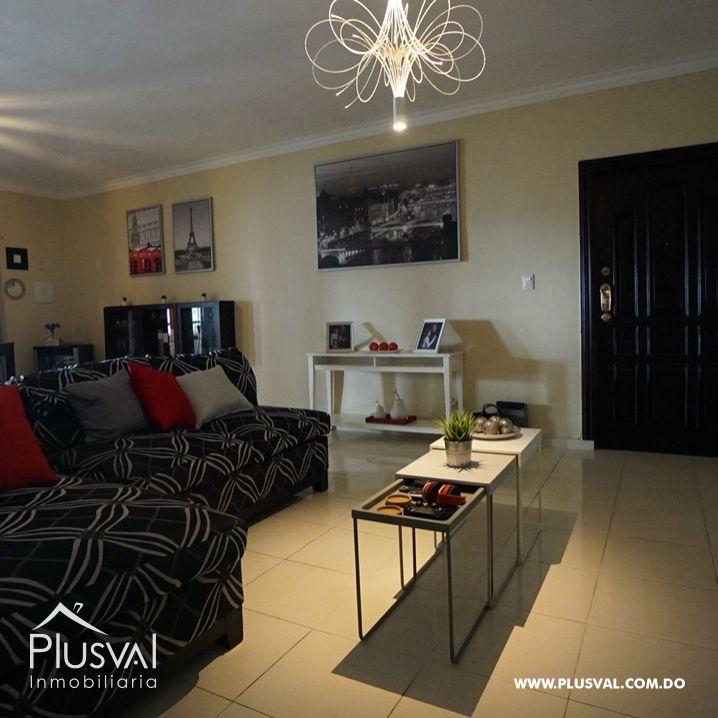 Apartamento en excelente torre en venta - Evaristo Morales
