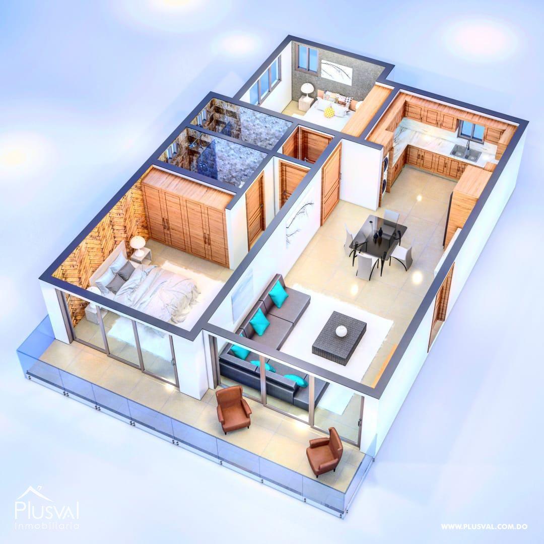 Exclusivo Apartamento en Venta en Playa Cabarete 163359