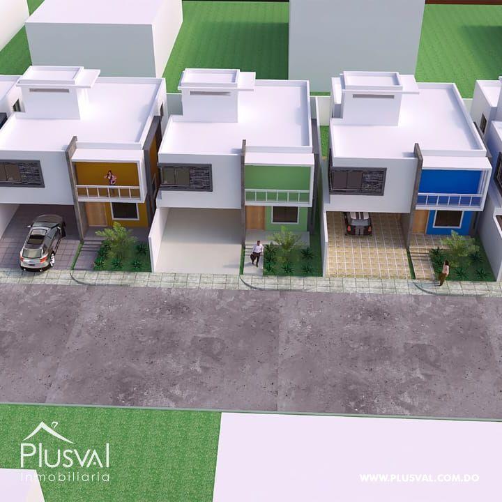 Proyecto de 5 Casas en Las Americas 156134