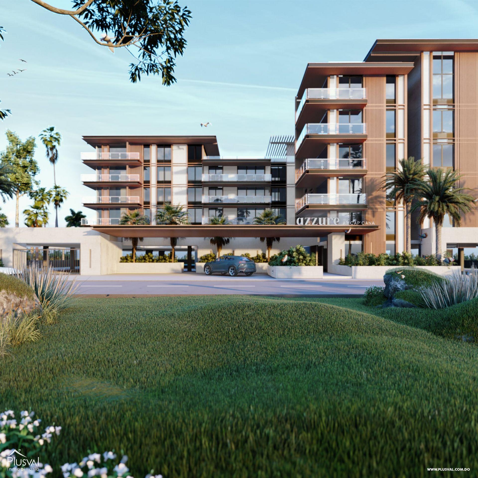 Apartamentos en venta, en Cap Cana