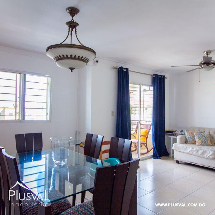 Apartamento en venta con terraza en Av. Monumental, Residencial Nuevas Terrazas