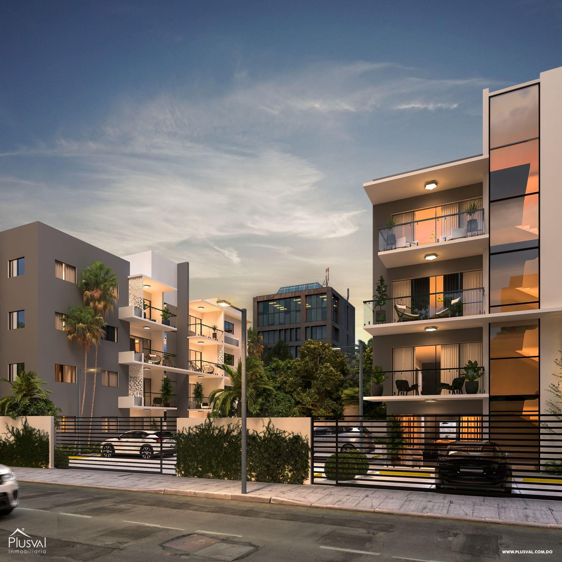 Proyecto residencial intimo ubicado en una zona estratégica