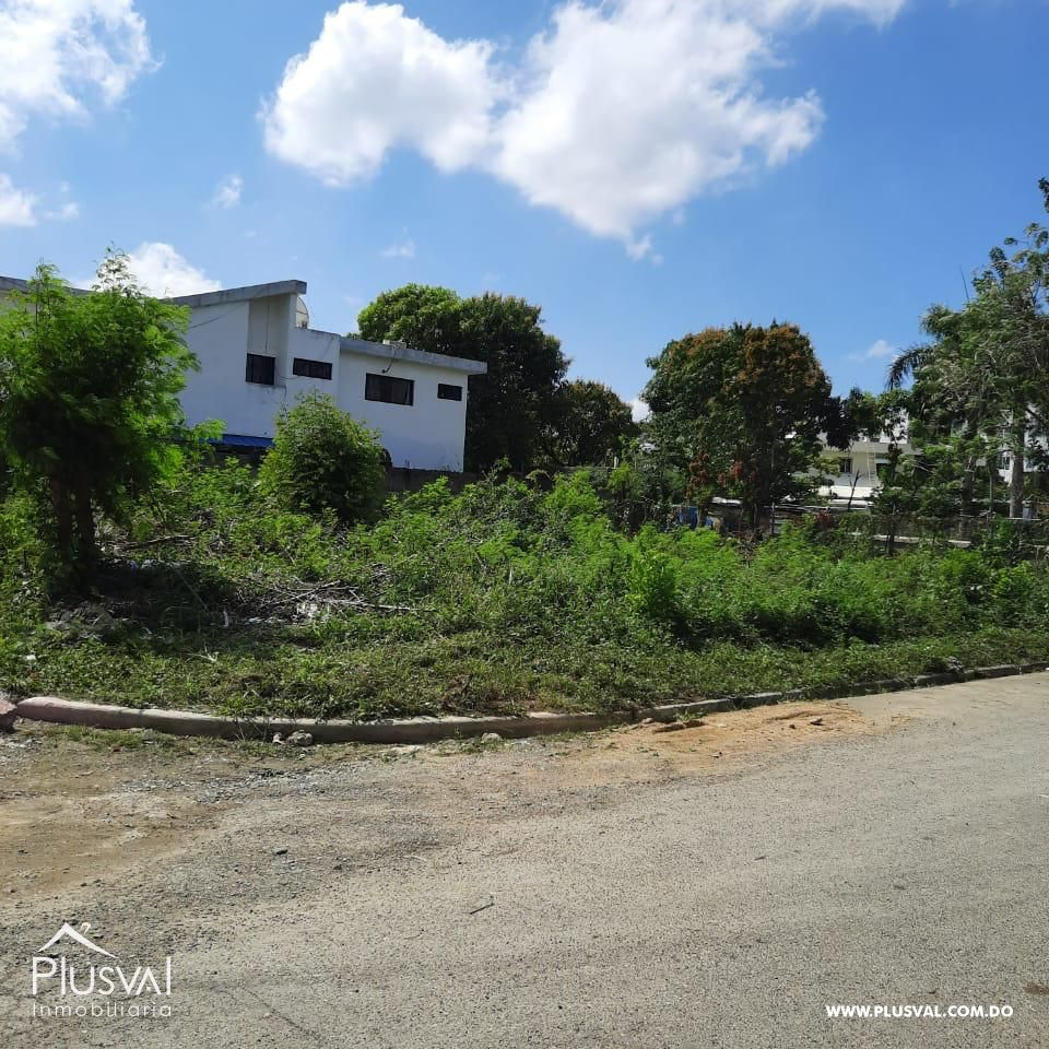 Terreno ubicado en Villa María
