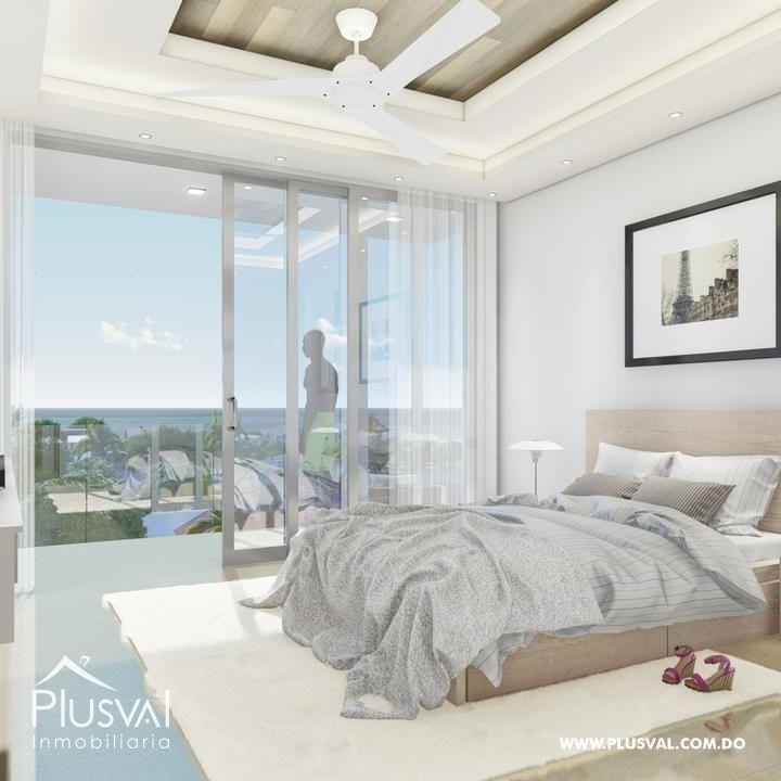 Exclusivo Apartamento en Venta en Playa Cabarete 163348