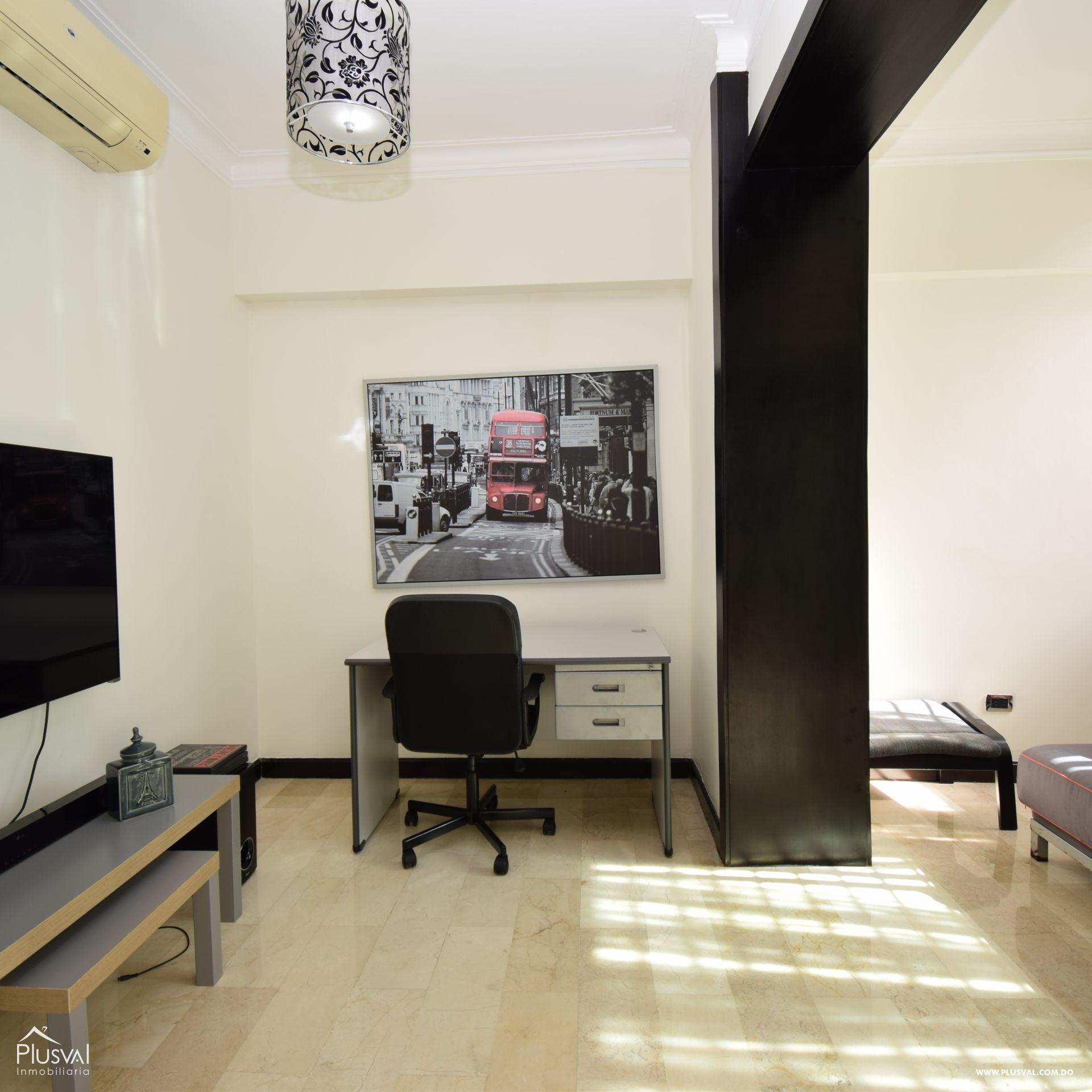 Apartamento en alquiler amueblado en Naco 154917