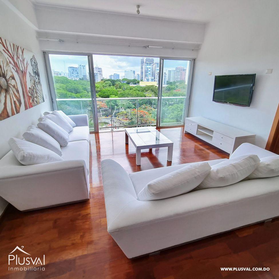Apartamento en Venta amueblado con vista al parque en La Esperilla 178749