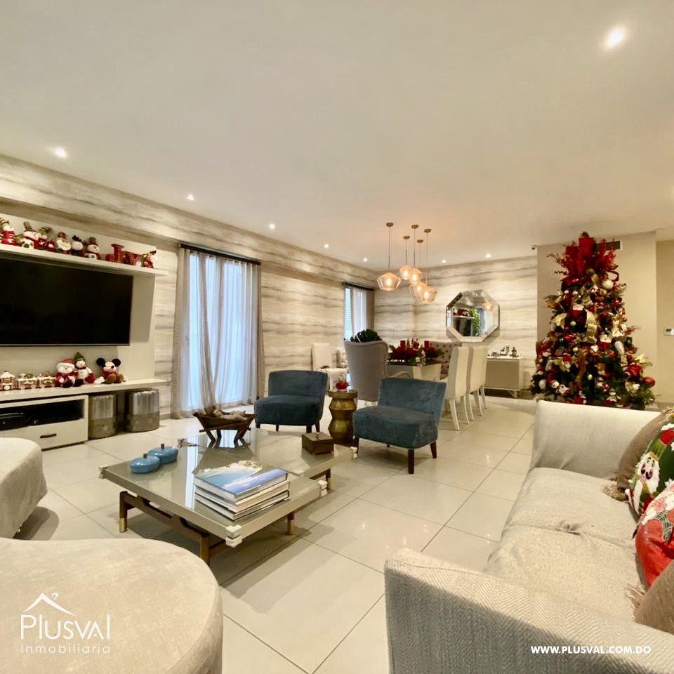 Piantini 3 habitaciones