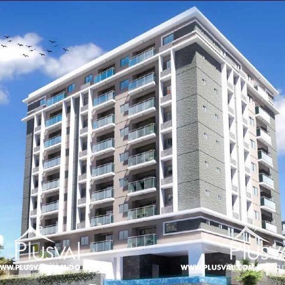 Moderno y práctico apartamento en alquiler