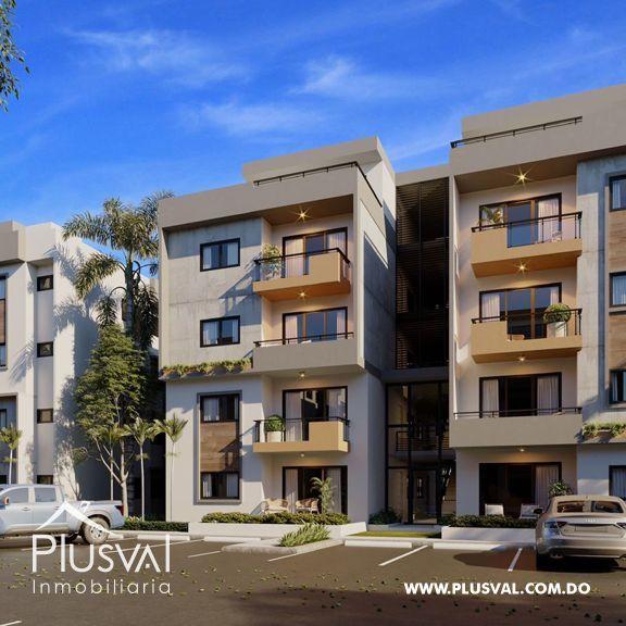 PARQUES DEL ESTE RESIDENCES Apartamentos en Santo Domingo Este con bono vivienda 184297