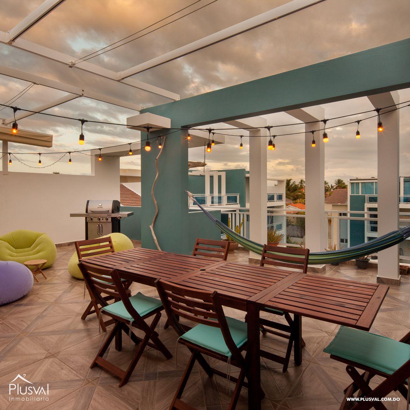 Apartamento Totalmente equipado en Venta en Complejo Turistico de 2 Habitaciones. 150941