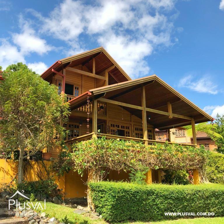 Hermosa Villa en Jarabacoa 156748