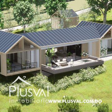 Exclusivo proyecto de 2 villas en Jarabacoa