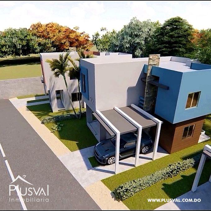 Proyecto de Casas en La Romana